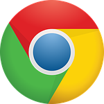 Image of 192.168.1.1 access via google browser