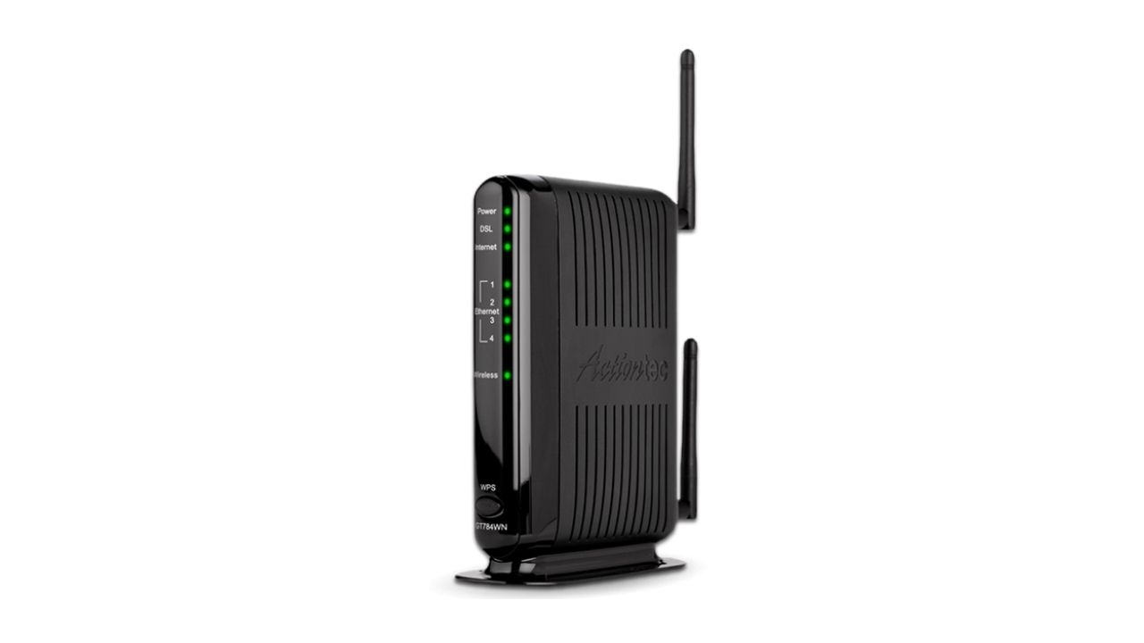 actiontec router setup