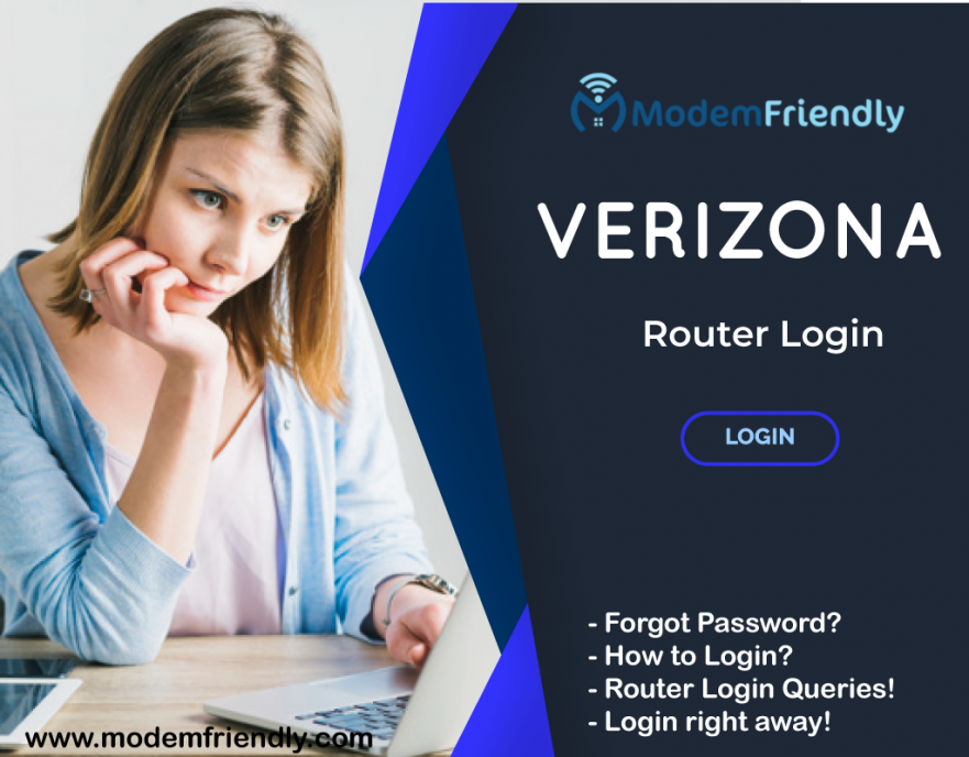 How to Log into a Verizon FiOS Router