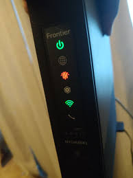 frontier-router-login